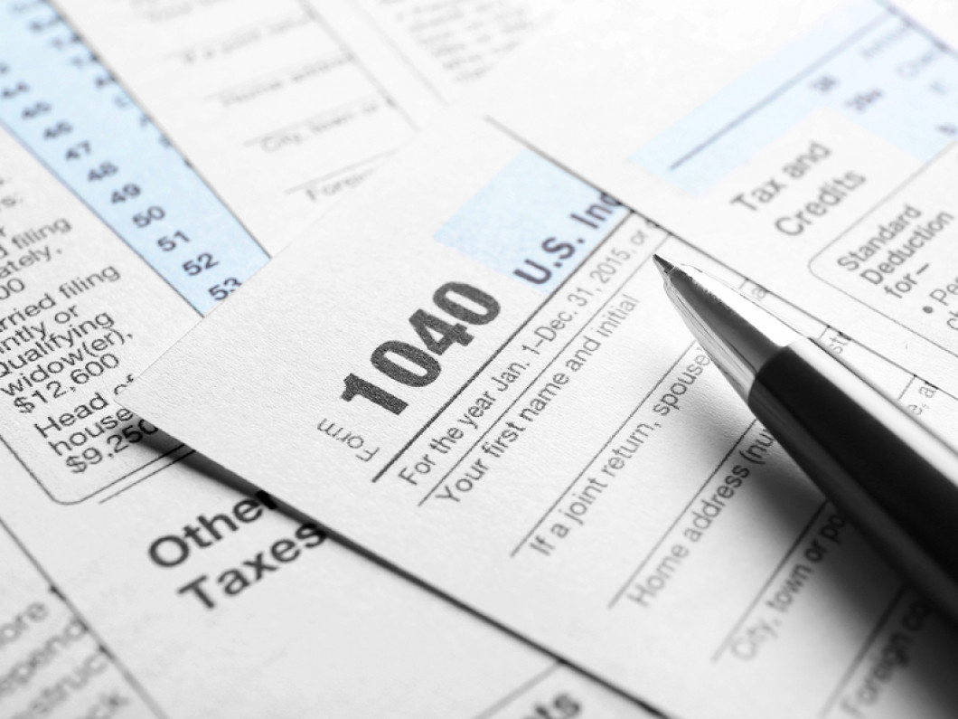Don't Stress Over Tax Season